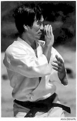 Tsutomu Ohshima, Shihan